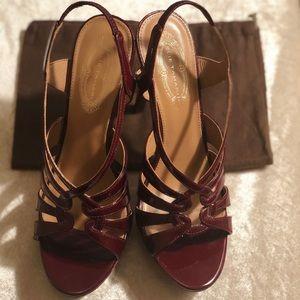 Elie Tahari Sandals Sz 39.5